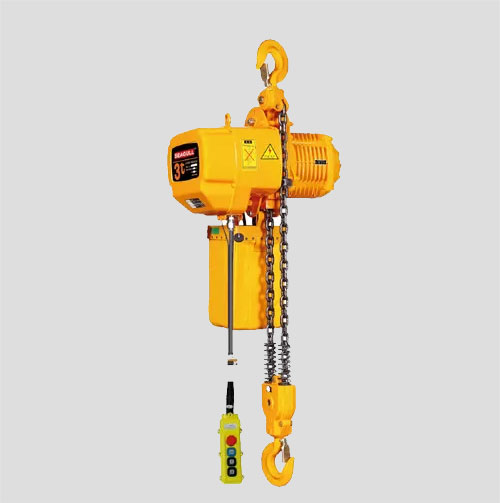 0.5 Ton - 10 Ton Single Speed Electric Chain Hoist Durable Elect