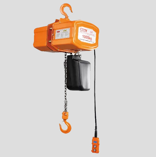 One Year Warranty Electric Chain Block 500kg - 5000kg Single PH