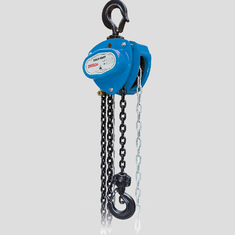 Seagull  OEM manual Chain Block 3Ton chain hoist Capacity color