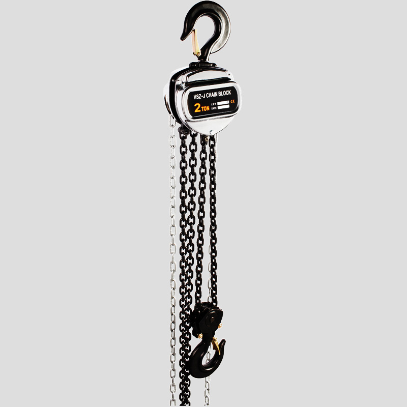 Hand Pulling Manual Chain Block  , Manual Chain Hoist