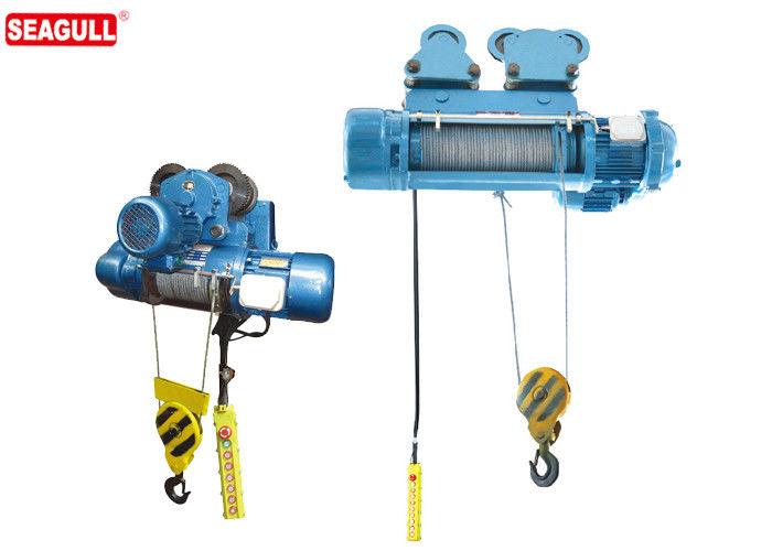 High Efficient Electric Chain Hoist0.25ton-5tonWire Rope Hoist