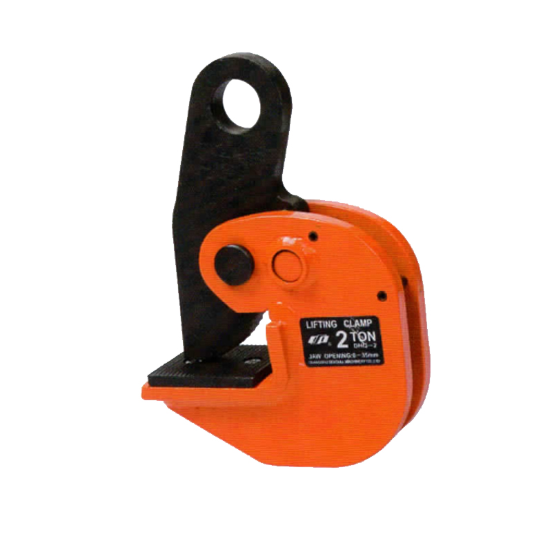0.8Ton-10 Ton Heavy Duty Horizontal Beam Lifting Clamp