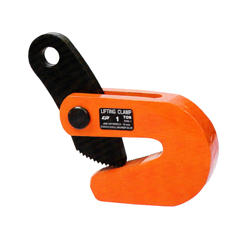 Seagull 5 Ton Lifting Clamp / Girder Clamp Jaw Opening 0 - 50mm